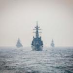 Indian Navy Ships sent to Bangladesh over 50th anniversary of 1971 Liberation War